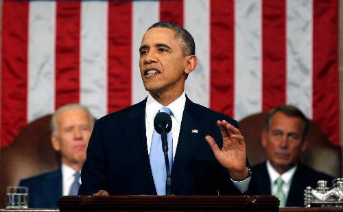 Full Text: President Obama's 2014 State Of The Union Address