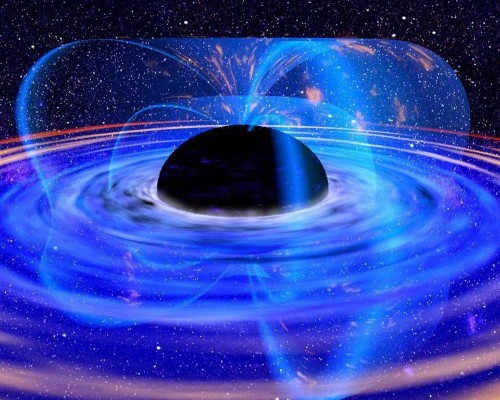 Ask Ethan: How Dense Is A Black Hole?