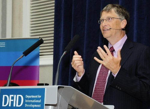 Banking For The Poor: Will This Be Bill Gates' Greatest Philanthropic Achievement?