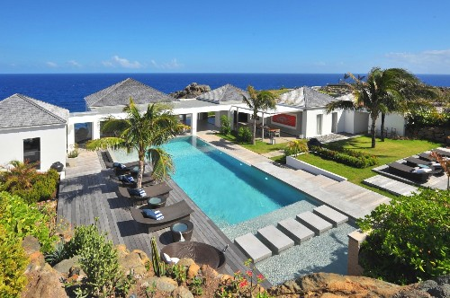 Villa Hopping in St. Barts: The New Year's Billionaire Weekend