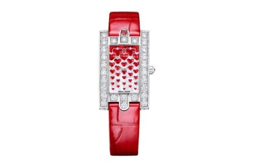 Valentine's Day Gift Guide: Five Fabulous Heart-Inspired Watches For Her