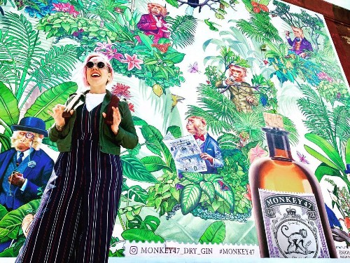 Swingin' Through The Black Forest With Germany's Monkey 47 Gin