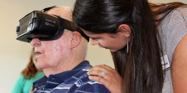 Five Companies Using Virtual Reality To Improve The Lives Of Senior Citizens