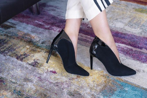 Now Women Can Walk A Mile In Joan Oloff Shoes And Look Good Doing It