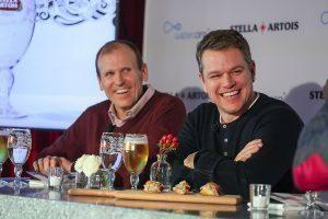 Water.org Cofounders Matt Damon & Gary White: Corporate Partnerships Are The Future Of Charity
