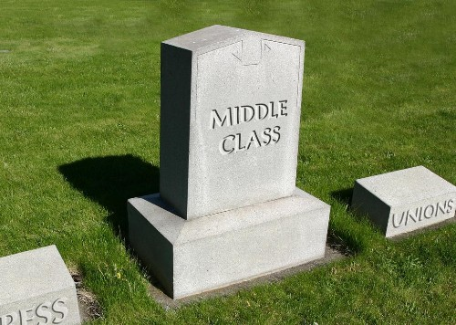 American Prosperity Stems From More, Full Time, Middle Class Jobs And Wages, Not From Higher Minimum Wages