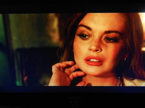 Lindsay Lohan's New Lawsuit Could Impact NFL Players And College Sports Video Games