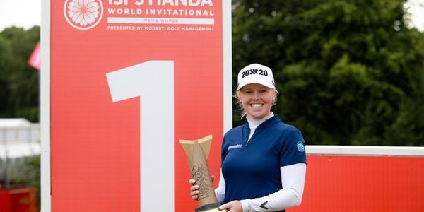 Meadow And Horan Add To Northern Ireland's Good Golfing Vibes