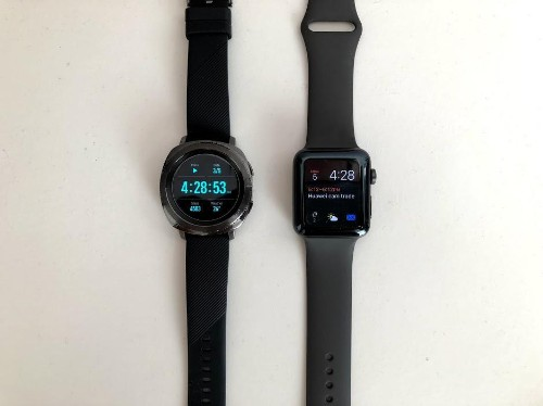 Apple Watch 3 Vs. Samsung Gear Sport: The Software Makes The Difference