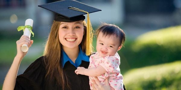A Radical Idea To Help College Students Succeed: Child Care