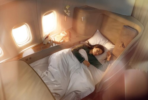 Cathay Pacific Brings Even More Luxury to First and Business Class