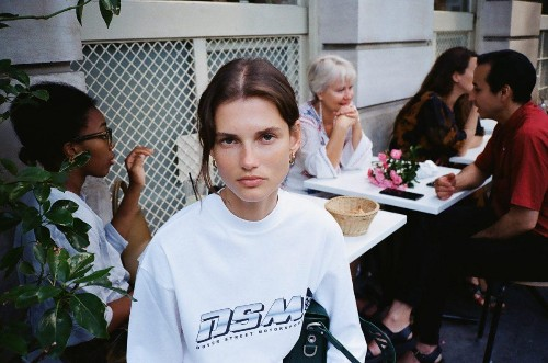 24 Hours In Paris With Model, Giedre Dukauskaite