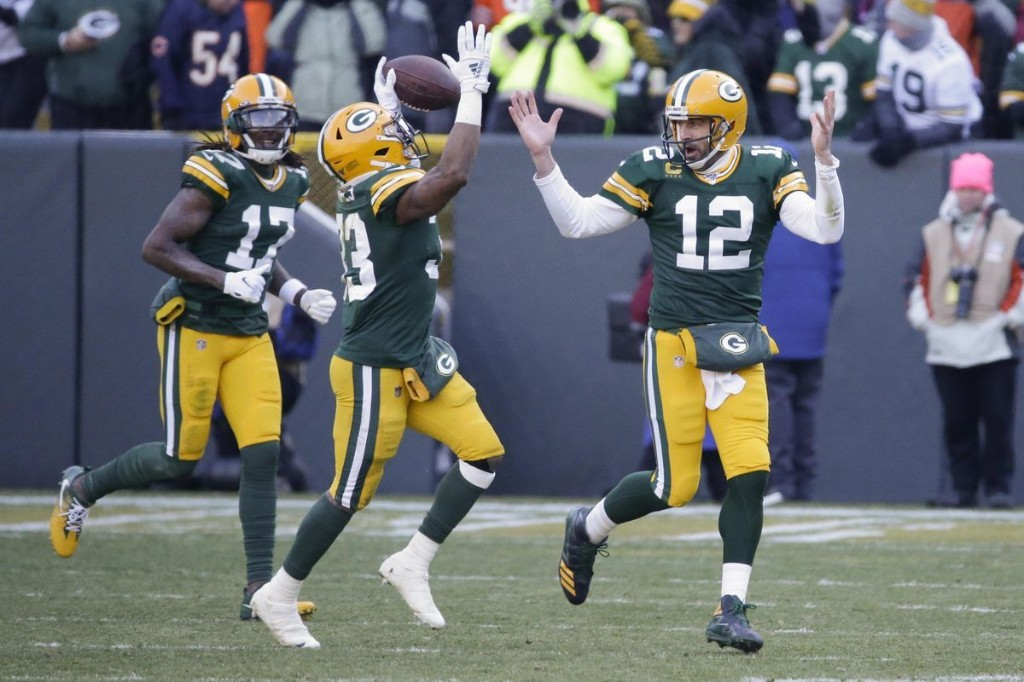 Scouts Vote The Green Bay Packers' Triplets The Best In Football