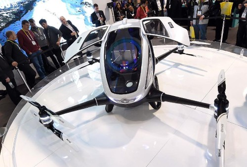 The Flying Car We Were Promised