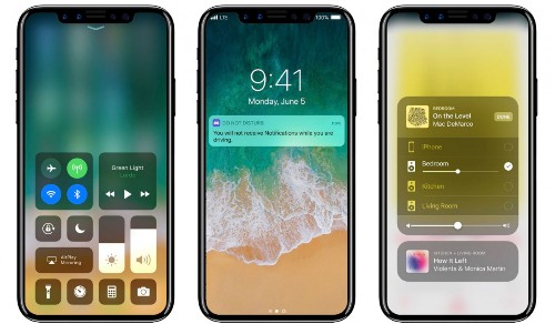Apple Leaks Suddenly Explain iPhone 8 Design