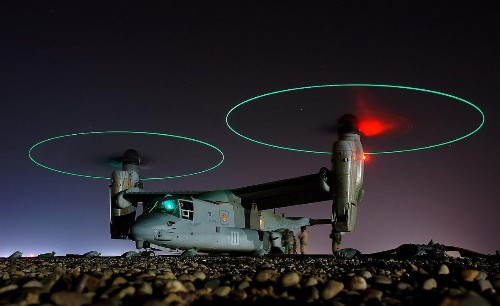 Why Marine Aviation Is Leaping Into The Future And Army Aviation Isn't