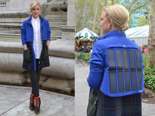 Tommy Hilfiger's Solar-Powered Jacket - Wearable Tech in Review