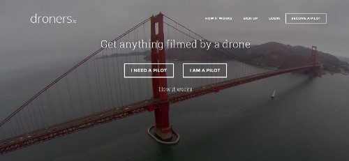 A New Marketplace For Pilots: Make Money Flying Drones