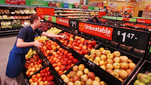 Watch Out Whole Foods? Walmart Aims To Drive Down Organic Prices With New Cheaper Line