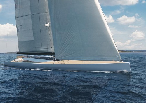 Stylishly Sustainable 200-Foot-Long Superyacht Points Towards The Future