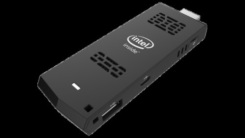 Turn Any TV Or Monitor Into A Windows or Linux Machine With Intel's Compute Stick