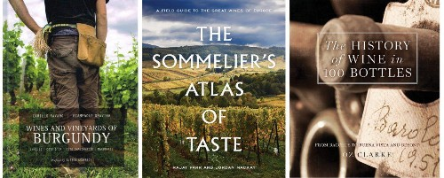 Back To School: Wine Books That Put You At The Head Of The Class