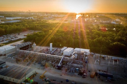 Net Zero Natural Gas Plant -- The Game Changer