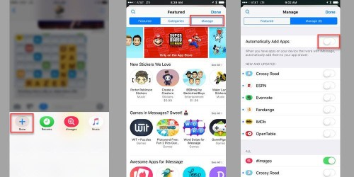 How To Enable iOS 10 Messenger Apps In 3 Steps