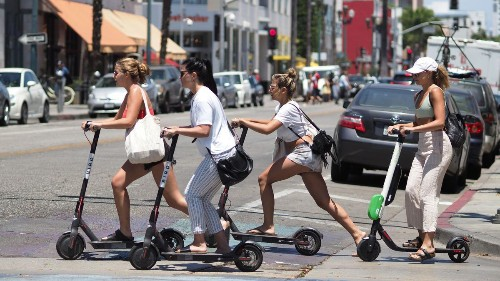 Cities Need To Rethink Micromobility To Ensure It Works For All