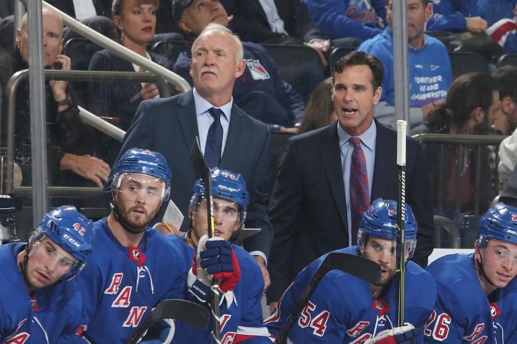 New York Rangers Assistant Lindy Ruff Hired As New Jersey Devils' Head Coach