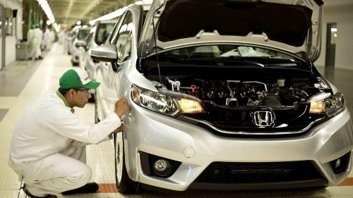 Honda Expands North American Base With New Small Car Factory In Mexico