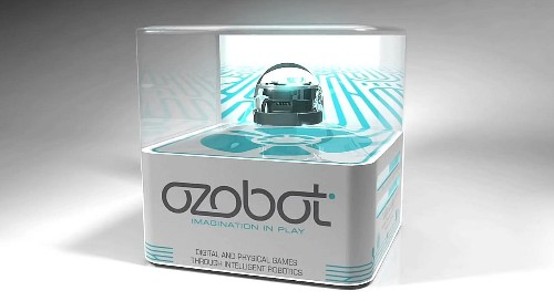 Ozobot, The Game-Piece With A Brain
