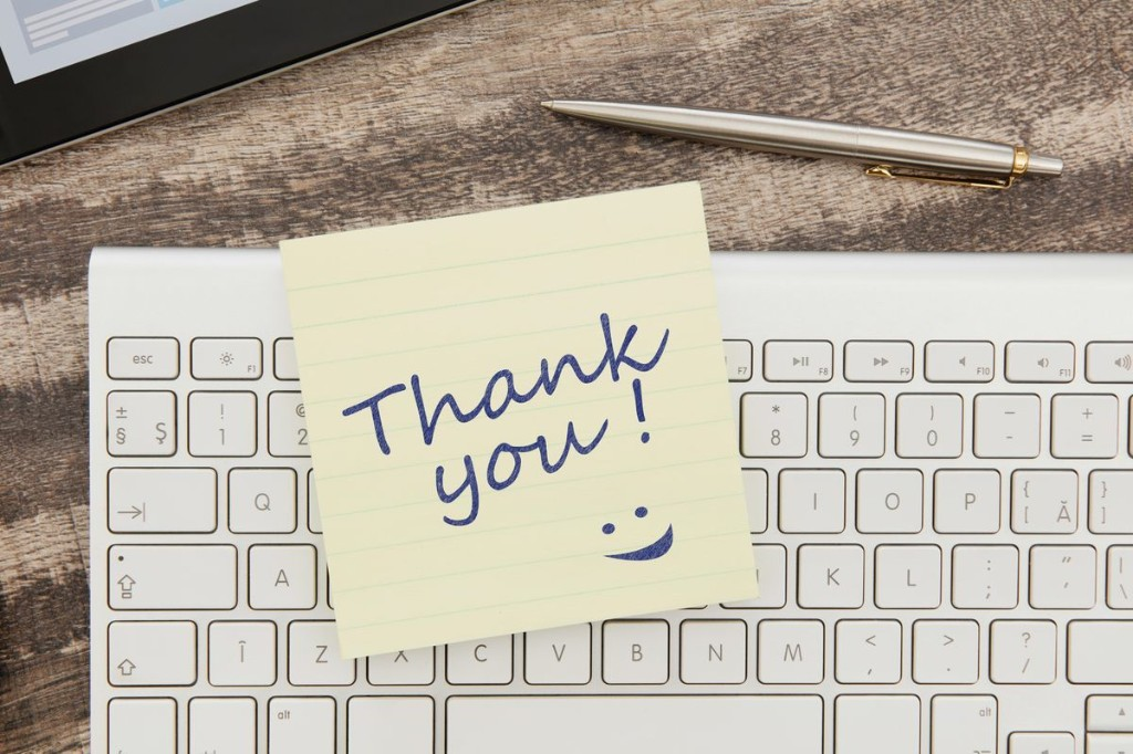 This World Gratitude Day, Take The Time To Say 'Thank You'
