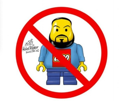 """Ai Weiwei Versus Lego Toys and Artistic """"Censorship"""""""