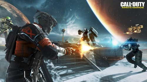 'Call Of Duty: Infinite Warfare' Beta Extended On PS4