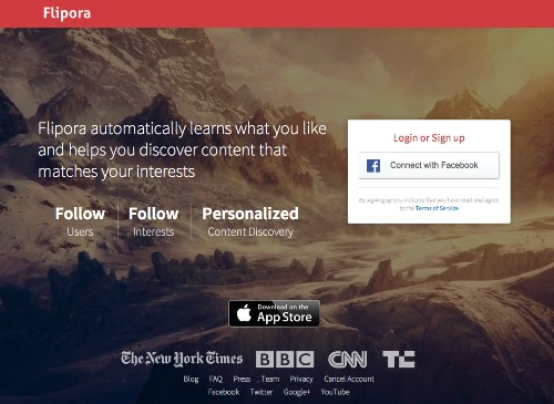 Five New Apps Challenging Facebook and Twitter for Content Discovery