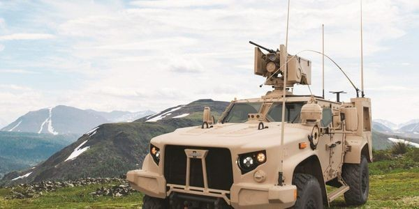 Oshkosh Speeds Ahead With Joint Light Tactical Vehicle