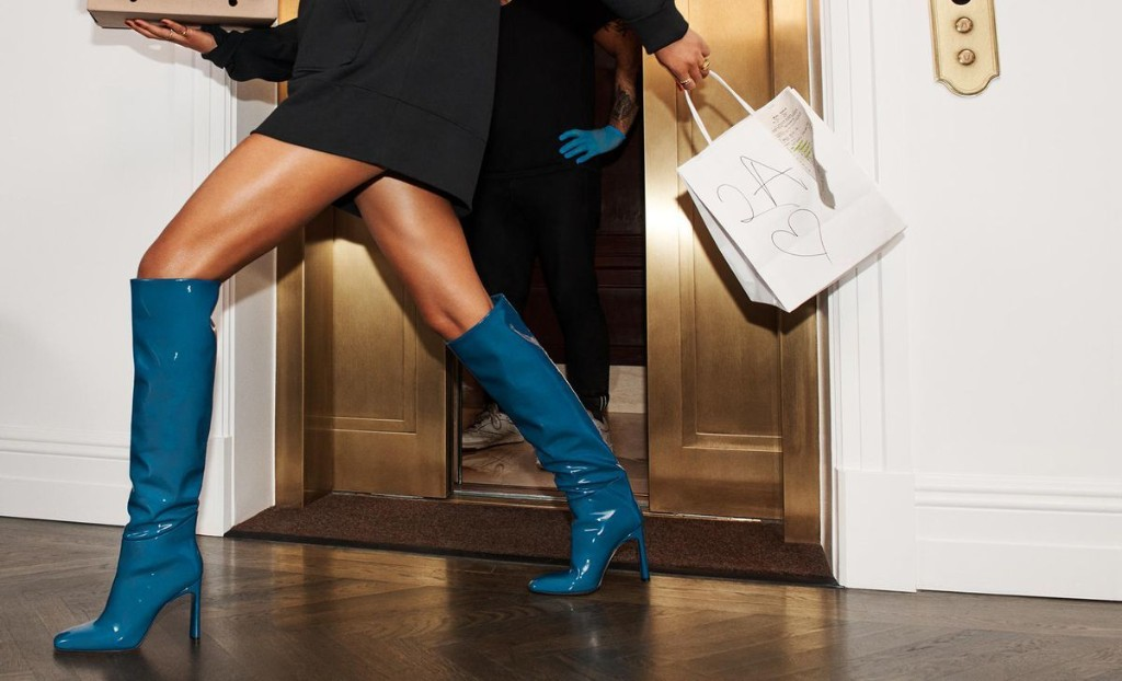 Tamara Mellon On Luxury And Her Latest Collaboration With Stylist Karla Welch