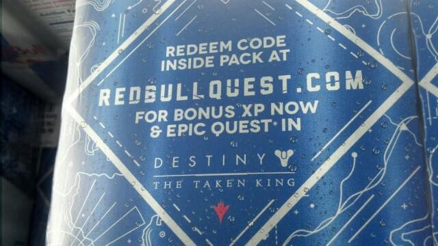 Did Red Bull Just Confirm Destiny's 'The Taken King' Expansion?