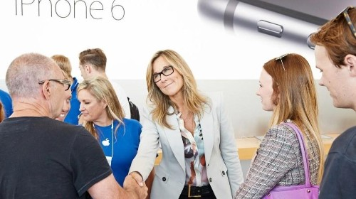 Apple's China iPhone Coup Shows Angela Ahrendts Is Worth Every Penny