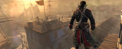 Assassin's Creed Rogue PC Version Will Have Eye-Tracking Controls