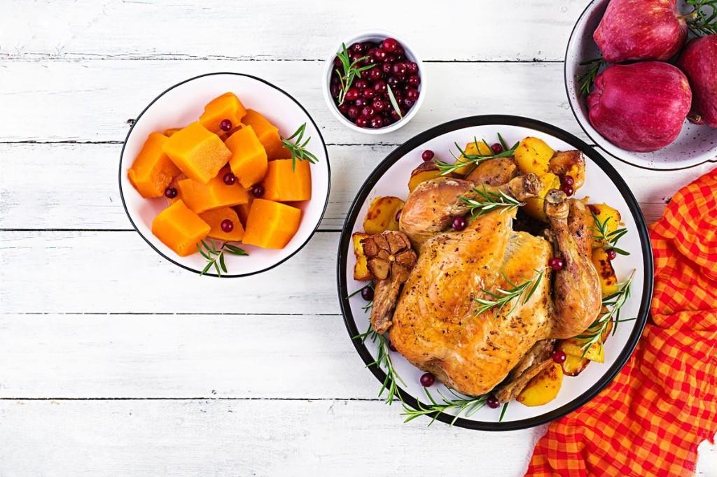 Downscaling Thanksgiving 101
