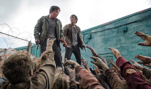 The Ten Best 'The Walking Dead' Episodes According To IMDB Ratings