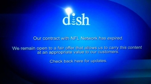 Behind The Numbers: Dish Network Drops NFL Network And NFL RedZone