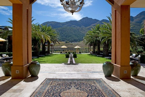 Seven Special Touches That Make La Residence in Franschhoek, South Africa, Stand Above the Rest