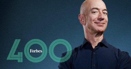 How Jeff Bezos Became The Richest Person In America And The World