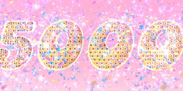 Candy Crush Launches A Super Sweet Level 5000 And It's Everything