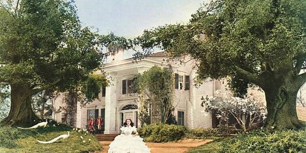 Iconic Plantation House From 'Gone With The Wind' Is On The Auction Block
