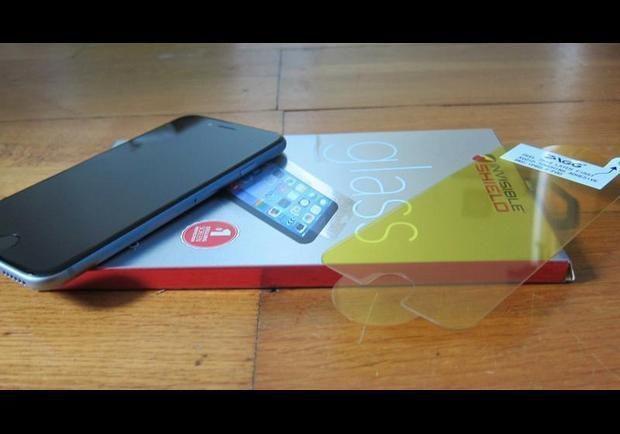 Zagg's Invisible Shield Glass