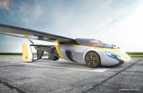 The Flying Car Is Almost Here For Your Pre-ordering Pleasure